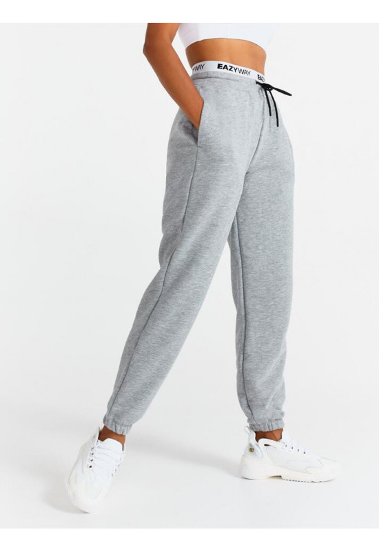 Спортивные брюки Eazyway серый меланж