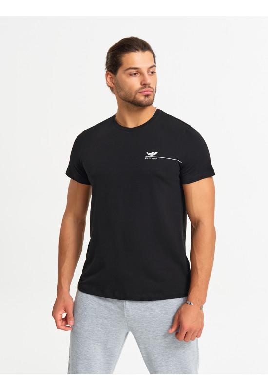 Мужская футболка Eazyway черная