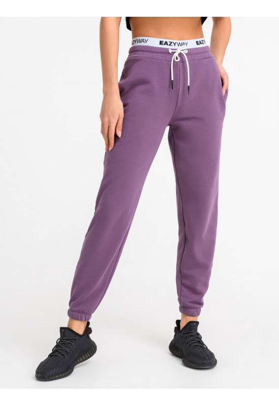Спортивные брюки Eazyway виноград