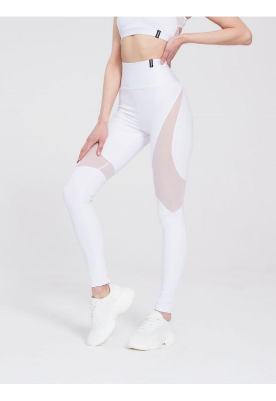 Леггинсы Euphoria Ultra Intense White