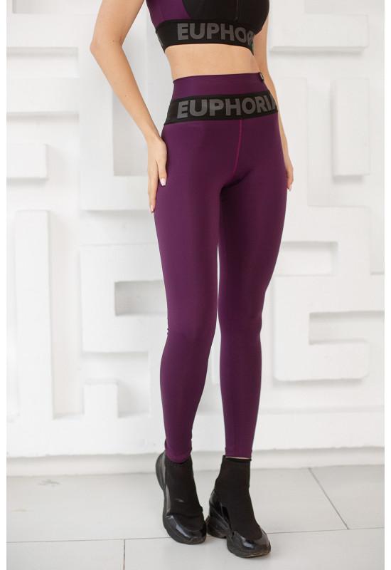 Леггинсы Euphoria Classic Pro Magic Purple