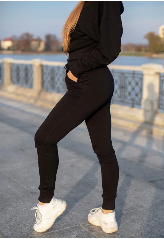 Брюки спортивные Euphoria 4EVER Black