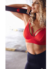 Топ Forstrong Light bra red красный