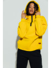 Толстовка Forstrong Neck Zip Yellow Желтый