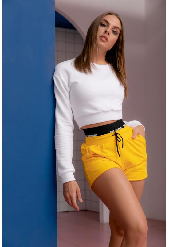 Шорты Forstrong FS Yellow желтые