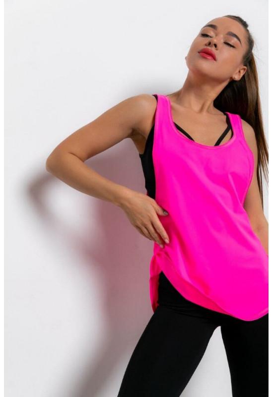Майка Forstrong Active Shirt Pink розовая