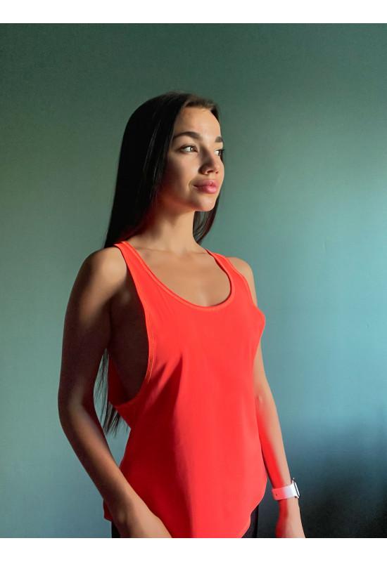 Майка Forstrong Active Neon Orange