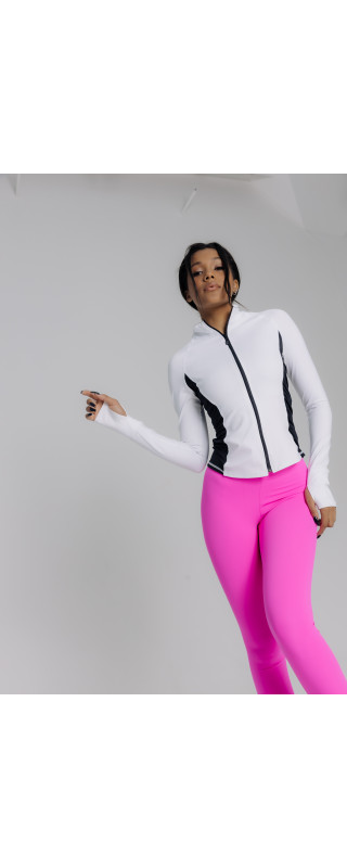 Олимпийка Forstrong Training jacket Basic White белая