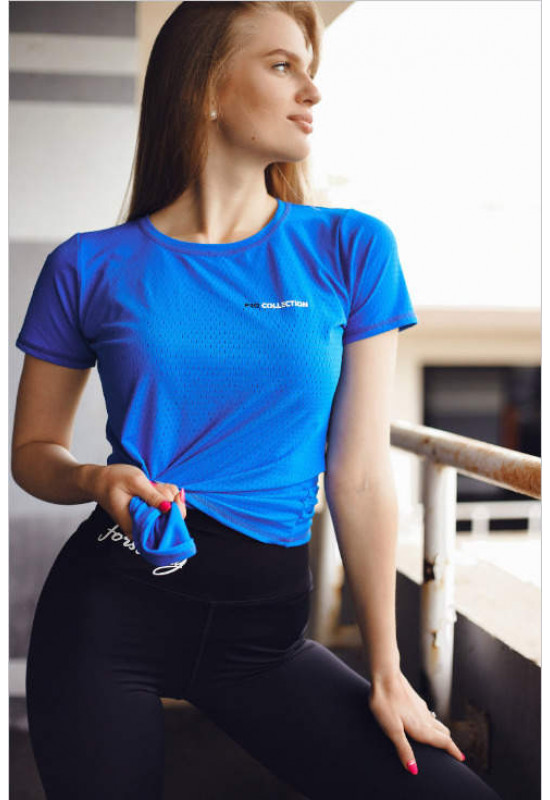 Футболка Forstrong PRO COLLECTION blue