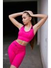 Велосипедки Biker shorts Forstrong Basic Pink розовые