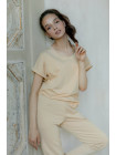 Футболка Forstrong Basic Cotton Creamy Кремовая