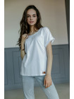 Футболка Forstrong Basic Cotton White Белая