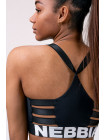 Топ NEBBIA Lift Hero Sports mini top 515 black
