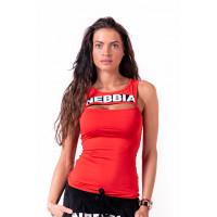 Женская майка Nebbia TANK TOP 678 Red
