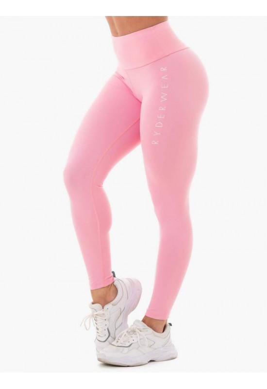 Леггинсы Ryderwear Staples Scrunch Bum Leggings - Pink